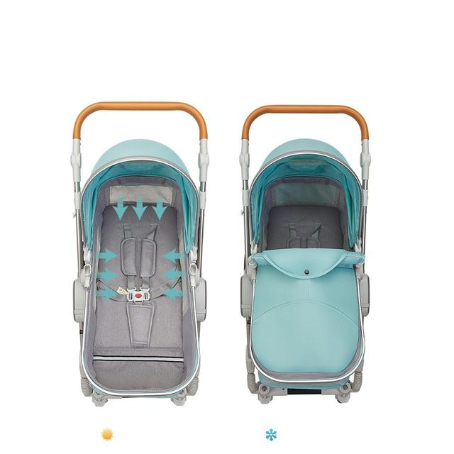 Kereta Dorong Bayi 3 in 1 Portable 5