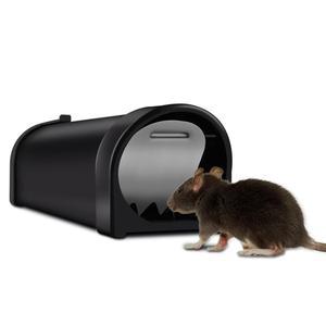 Image 3 - 2020 חדש מלכודת עכברים עכבר חי מלכודת אין להרוג פלסטיק לשימוש חוזר קטן מלכודת עכברים עכברוש מלכודת מכרסמים התפסן הדברה