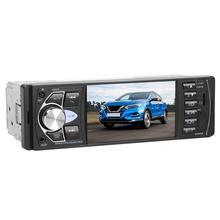 4 1 ekran 1 Din Radio samochodowe audio stereo 4022D-B Bluetooth MP3 USB AUX FM odtwarzacz audio z pilotem kamery tylnej tanie tanio VODOOL 350g W desce rozdzielczej Metal + plastic Tuner radiowy Angielski 87 5-108MHz 12 v 188x58mm 854x480 WIN-CE Car MP5