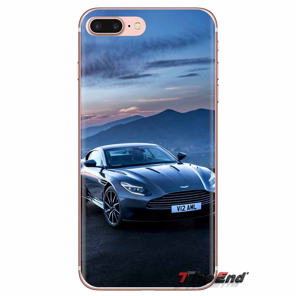Voor LG Geest Motorola Moto X4 E4 E5 G5 G5S G6 Z Z2 Z3 G2 G3 C Play Plus Mini zachte Transparante Shell Covers new cool car