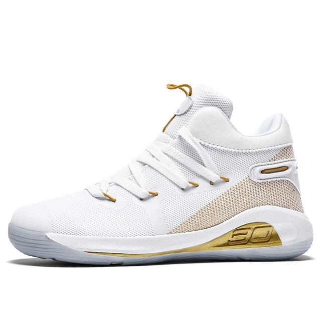 Nuevos hombres zapatos De Baloncesto De alta Top zapatos deportivos hombres tobillo botas atléticas Zapatillas De Baloncesto Zapatillas De deporte Zapatillas De Baloncesto Para Hombre 4