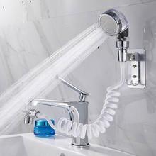 Умывальник для ванной комнаты водопроводный кран внешняя насадка