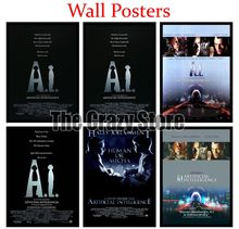 A.I. Artificial Intelligence Classic White Kraft Paper Painting movie Art Print Poster Wall Picture For Home Decor 42X30cm все цены