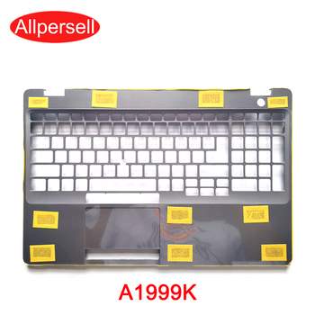 Notebook palm rest shell for Dell Latitude 5510 Precision 3551 A1999K keyboard frame upper cover image