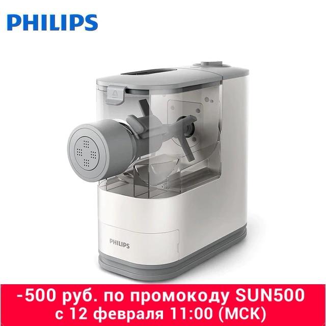 Paste-machine Philips HR2332/12 Household Appliances For Kitchen Pasta Machine Maker Noodle Automatic Electric