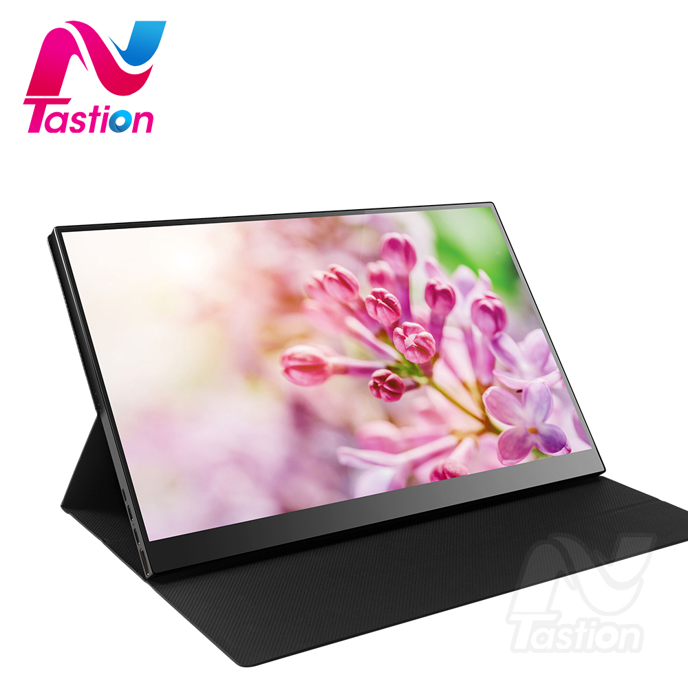 Lantastion 13,3 inch tragbare <font><b>monitor</b></font> für typ-c hdmi port für laptop computer telefon xbox schalter ps3 ps4 gaming <font><b>monitor</b></font> image