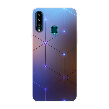 6.5'' For Samsung A20S Case 2019 Fashion Soft TPU Back Cover For Samsung Galaxy A20S Phone Cases Silicone Coque A 20S A20 S A20E 2