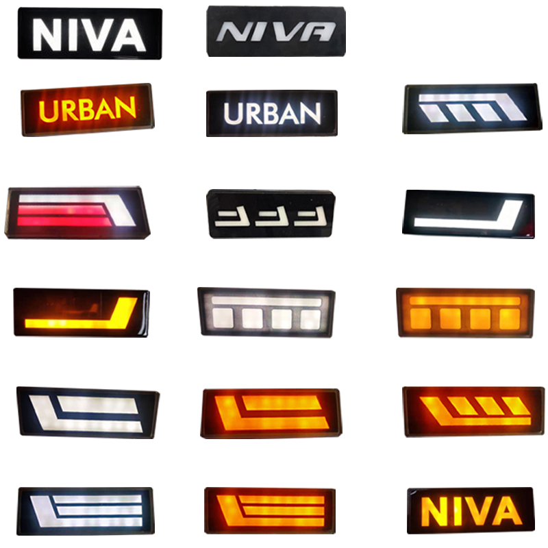 For Lada Niva 4x4 1995 2 X Super Bright Front Parking Front Side Marker Light Bulb Lamp Car Styling Amber Light