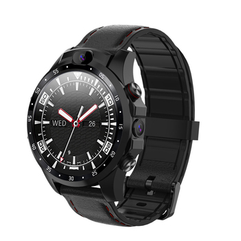 V9 Dual Cameras 4G Smart Watch 3GB 32GB Android 7.1 5.0MP Big Screen GPS Watchs WIFI Fitness Tracker Smartwatch For Men Women