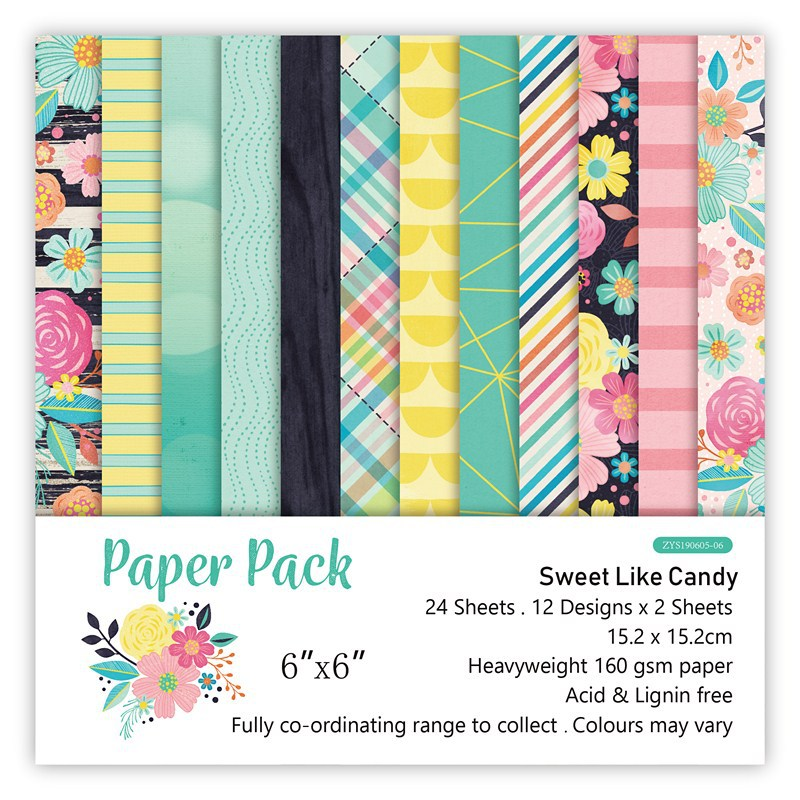 Checkered flowers and leaves scrapbooking <font><b>paper</b></font> packaging craft <font><b>paper</b></font> art <font><b>paper</b></font> card making 6