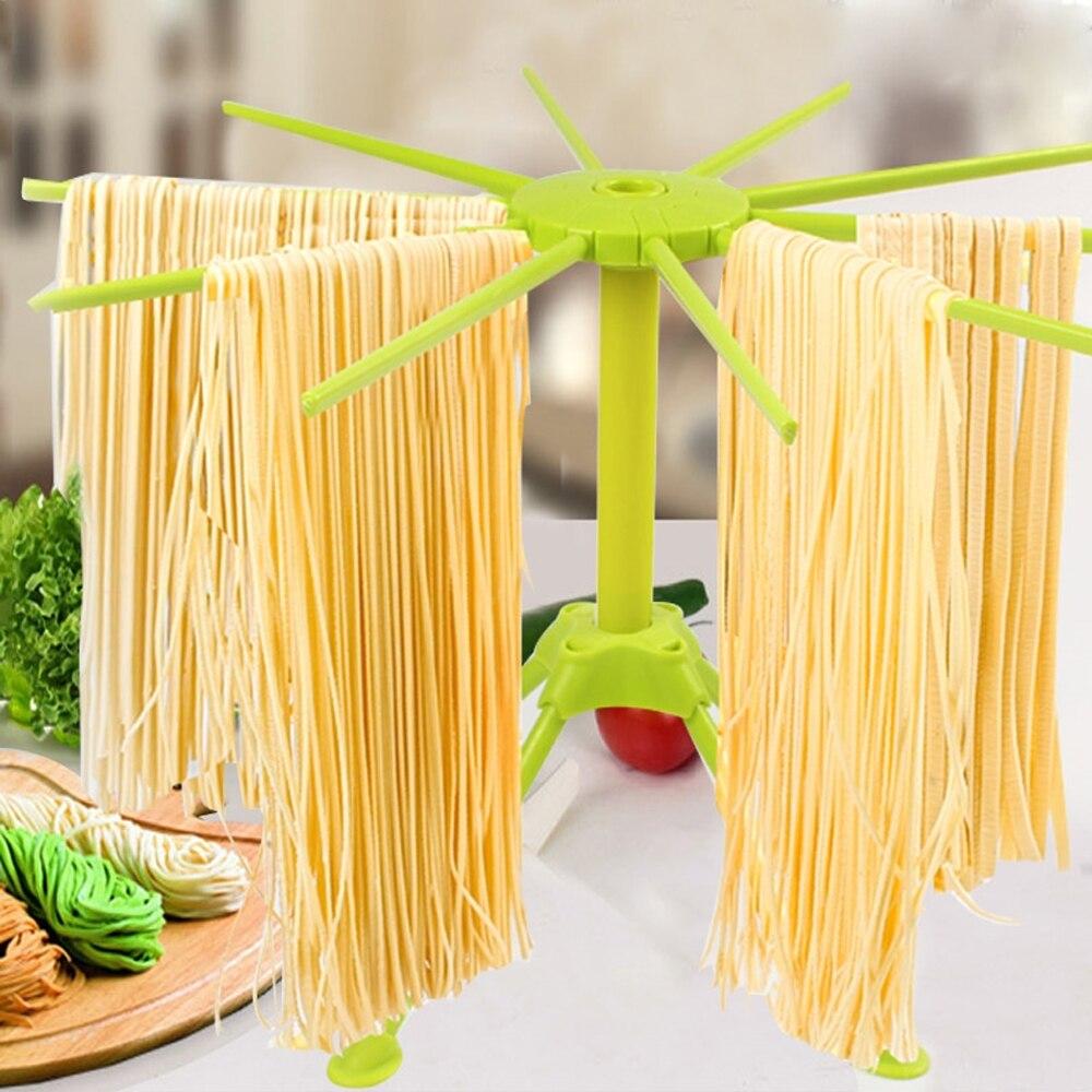 Faltbare Pasta Trocknen Rack Spaghetti Trockner Stand Nudeln Trocknen Halter Hängen Rack Nudeln Trocknen Halter Pasta Kochen Werkzeug