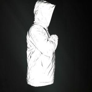 Image 5 - الشتاء رشاقته عاكس ضوء الرجال سترة النساء زائد المخملية السترات الفتيات الهيب هوب الشارع الشهير سكيت معطف مضاد للماء أبلى