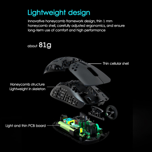 Image 2 - 2400DPI Rechargeable Optical Wireless Bluetooth5.0 2.4G Receiver Dual Mode Computer Mouse Portable Noiseless Mice For PC Laptop