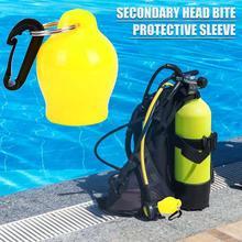 Защитный чехол для подводного плавания прочный регулятор Держатель Фиксатор трубка мундштук чехол необходимые аксессуары для дайвинга на открытом воздухе