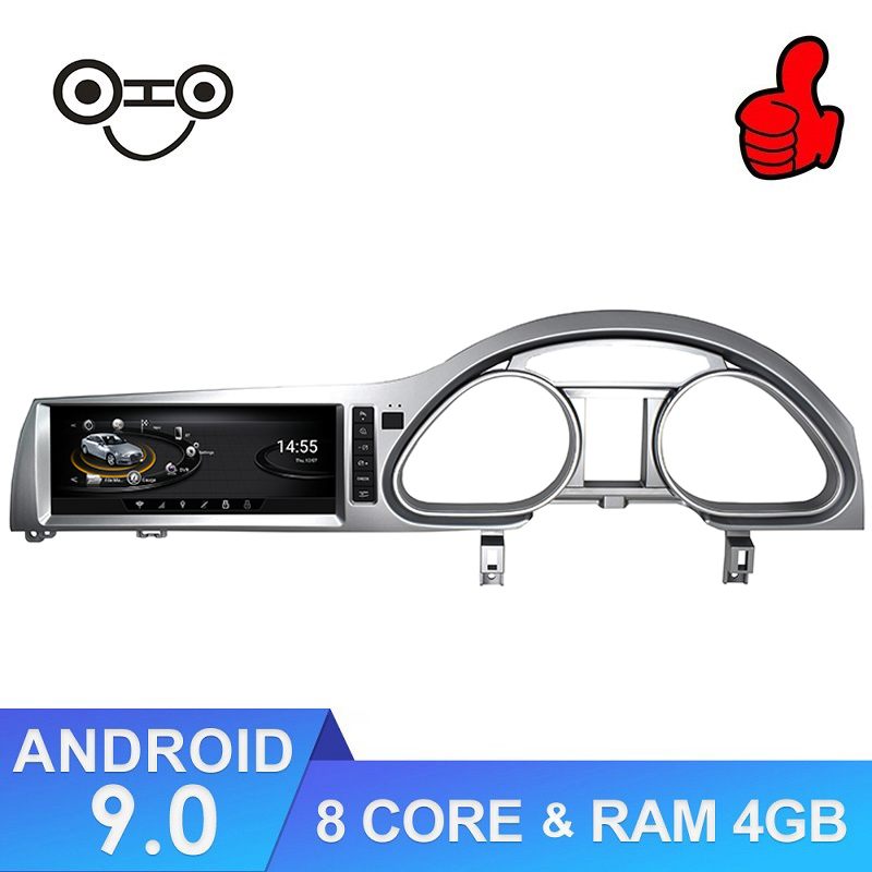 Q7/<font><b>A6</b></font> Rhd Android 9.0 Octa Core <font><b>Gps</b></font> <font><b>Navigation</b></font> car Dvd Player Multimidia radio For <font><b>Audi</b></font> Q7 Rhd image