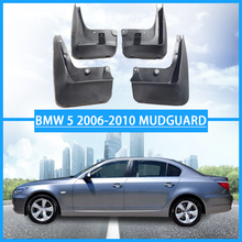 For BMW 5-Series E60 mudguard bmw 5-series car Fender mud flaps 5 -series splash guards auto accessories 2006-2010