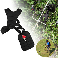 цена на Grass Cutter Shoulder Strap Garden Lawn Mower Belt Trimmer Carry Belt Harness Brush Strimmer Adjustable Padded Belt Garden Tools
