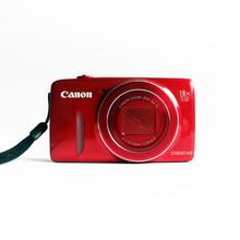 USED SPECIAL PRICE ! Canon PowerShot SX600 HS 16MP Digital Camera