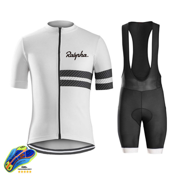 Raphaful Cycling Clothing 2020 Pro Team Ropa Ciclismo Hombre Short Sleeve Cycling Jersey Set Mtb Bike Uniforme Maillot Ciclismo weimostar skull cycling jersey men pirate bicycle clothing maillot ciclismo pro team mtb bike jersey cycling shirt ropa ciclismo
