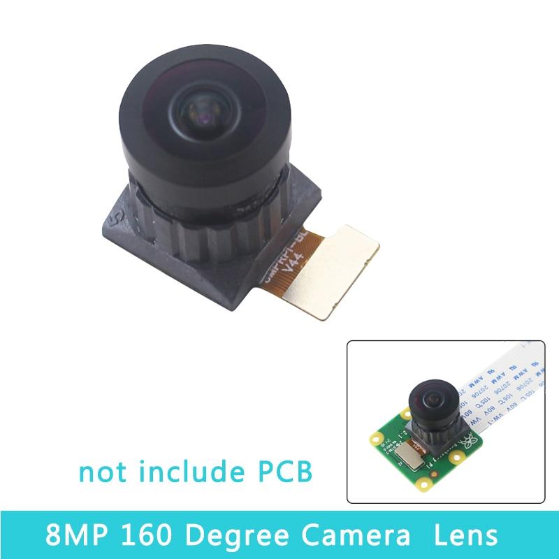 8MP IMX219 Camera Sensor For Raspberry Pi Official Camera V2 160 Degree 3280*2464 Pixel 8-megapixel  For Raspberry Pi 4B/3B+/3B