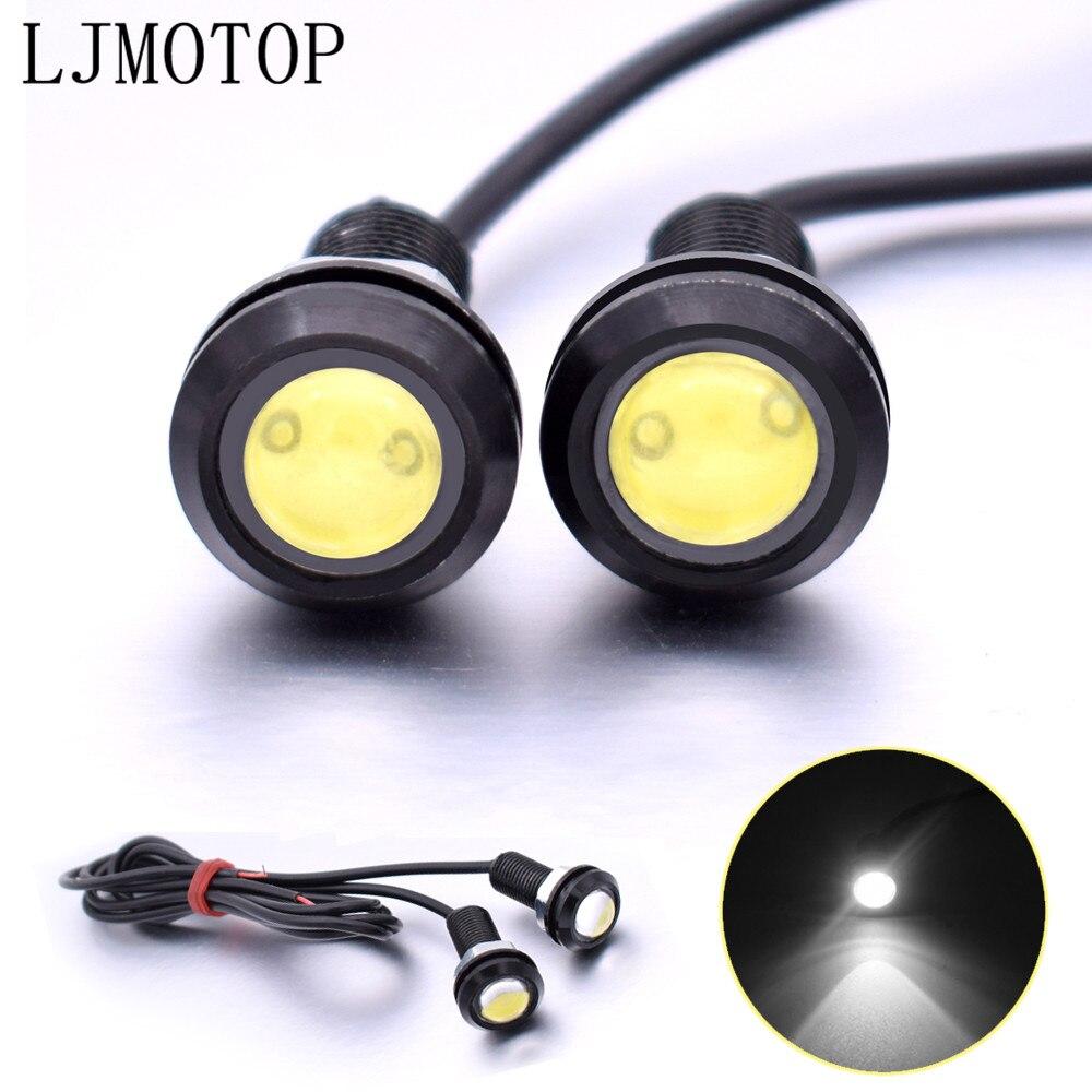 Светодиодный задний светильник Eagle Eye, дневный ходовой светильник DRL, сигнальная лампа для Suzuki GSF600 Bandit BURGMAN 400 GSXR 1000 1100 400