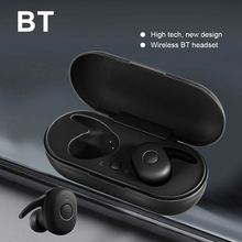 DT-1 TWS Wireless Headphones Mini Smart Bluetooth 5.0 In-Ear Headset With Mic Pick Up Automatic Pairing Handsfree Earbuds