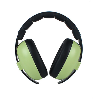 Baby Kids Headphone Boys Girls Noise Canceling Outdoor Wireless Soft Earmuff Gift Adjustable Headband Ear Protection Portable