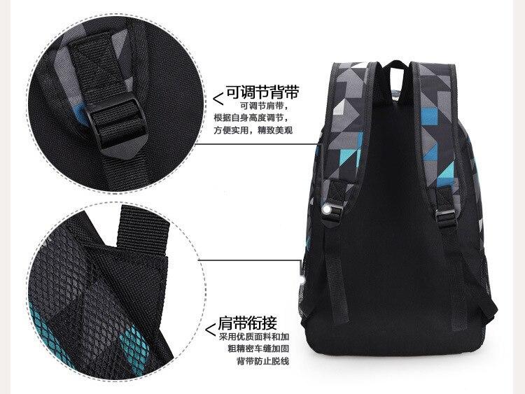 AliExpress Cross-Border Amazon Hot Selling Fortnite Luminous School Bag Mobilefortress Night Men's And Women's Shoulder Backpack