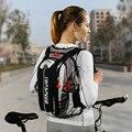 18L велосипедная сумка для спорта на открытом воздухе  водонепроницаемый нейлоновый велосипедный рюкзак для мужчин и женщин  рюкзак для бега...
