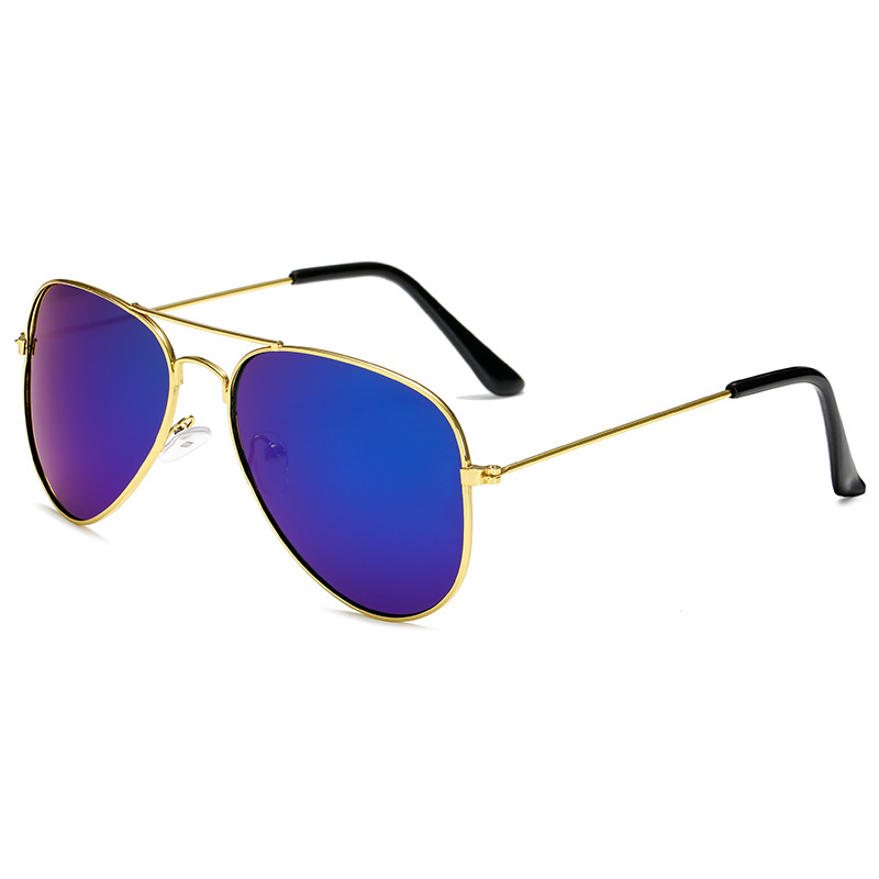 Pilot Sunglasses Women men Classic Polarized Sun glasses Brand real high quality limited version Eyewear 3025 in Men 39 s Sunglasses from Apparel Accessories