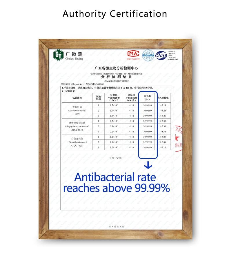 Huayi esterilizado casa desinfecção lâmpada 38 w