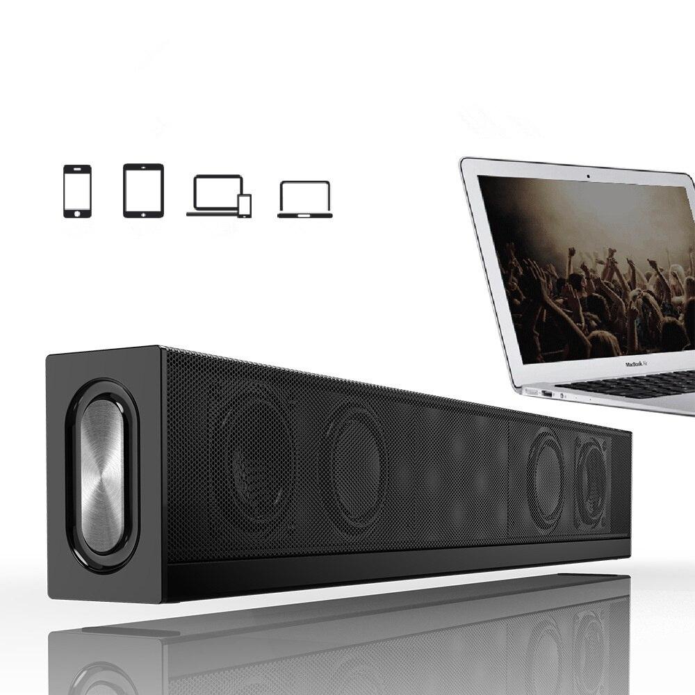 Sonido de alta calidad Bluetooth altavoz TF tarjeta de memoria altavoz inalámbrico audio subwoofer sistema música estéreo Sonido Envolvente