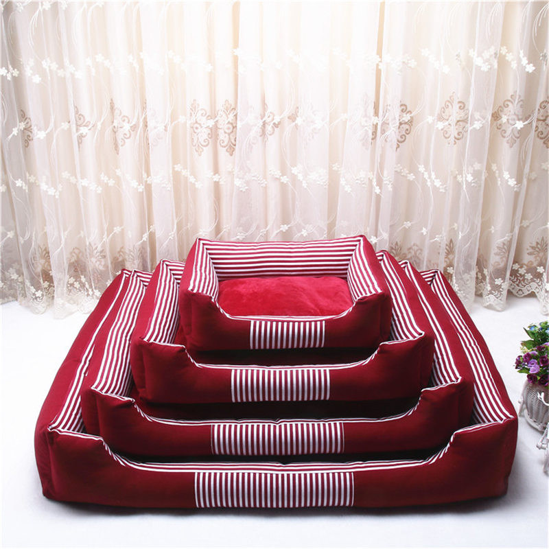 2020 Large Pet Bed For Dogs cat house dog beds for large dogs Pets Products For Puppies dog bed image