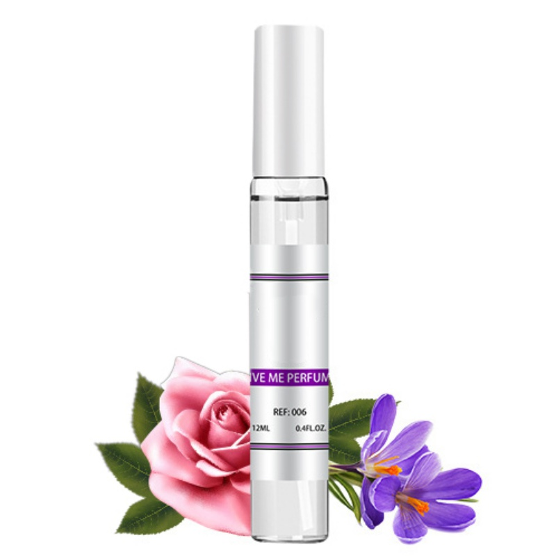 Female Portable Fresh Perfume Floral Fruity Smell Elegant Romantic Lasting Fresh Fragrance Temptation Romantic Perfume Beauty*
