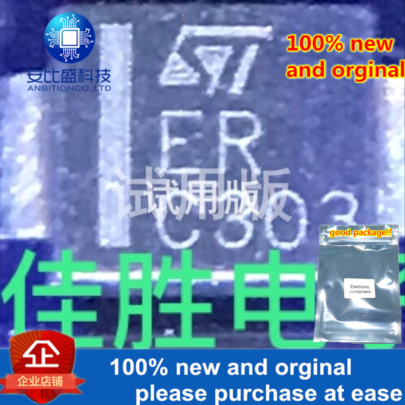 30pcs 100% New And Orginal SM6T30A [Silver Plated Pin] DO214AA Silk Screen ER  In Stock