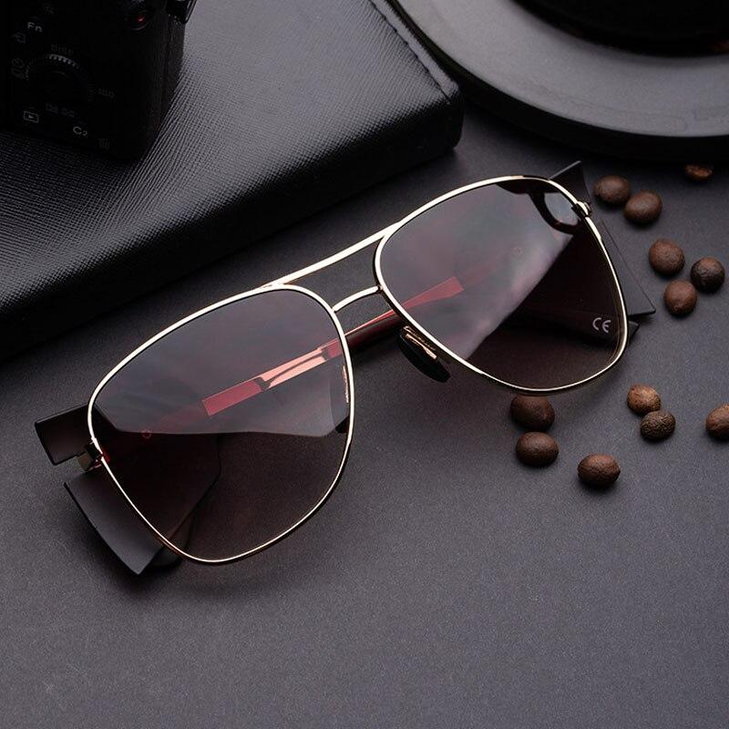 New Arrival 2019 Steampunk Sunglasses Goggles Men Brown Trending Sun glass Wholesale 1191