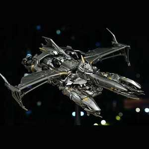 Image 4 - MPM08 MPM 08 transformacja Galvatron Mega Oversize Alloy oryginalna duża figurka KO zabawkowe roboty