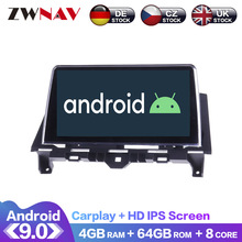 цена на Android 9 8 Core With DSP For HONDA Accord 8 2008 2009 2010 2011 Car radio video player Multimedia GPS navigation dvd 2 din