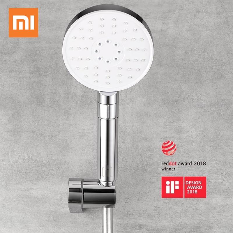 Xiaomi Original Mijia Dabai Diiib 3 Modes Handheld Shower Set 360 ° 120mm 53 Water Hole, PVC Power Massage Shower