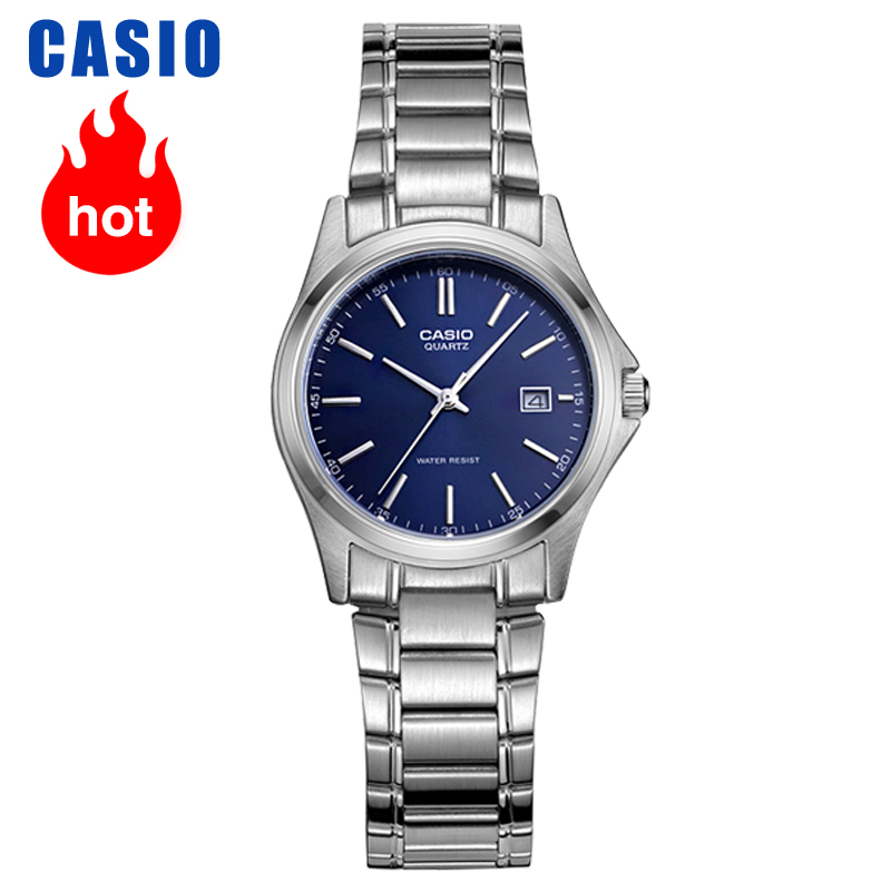 Casio Watch Simple Pointer Quartz Female Watch LTP-1183A-2A