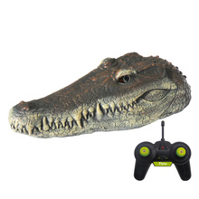 V005 Toy Anti Interference Kids 2.4G Electric 4 Channel Simulation Crocodile Flo