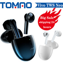 Vivo TWS Neo Kopfhörer Ohrhörer aptX AAC Bluetooth 5,2 IP54 Wireless bluetooth headset Für X50 Pro iqoo 5 Nex 3 s7 Z5