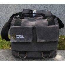 Bolsa de fotografia geográfica nacional ng 2346, bolsa de câmera digital canon slr