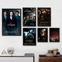 Twilight Film Tv Movie Posters And Prints Canvas Painting Wall Pictures For Living Room Nordic Decoration Home Decor Affiche