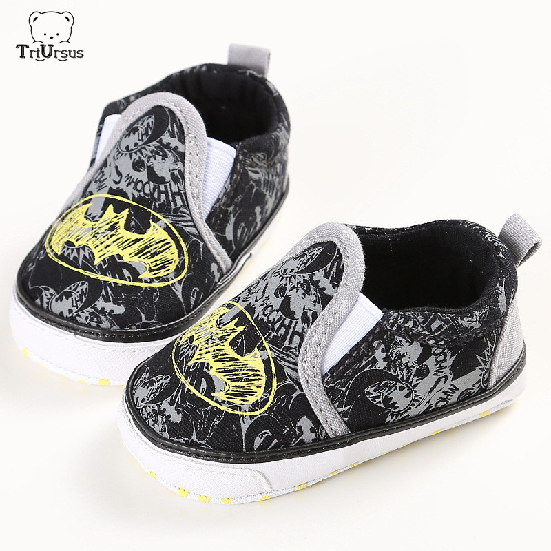 Fashion Baby Shoes Triursus Brand Baby First Walker Shoes Totem Newborn Infant Canvas Shoes Slip On Baby Boys Girls Crib Shoes