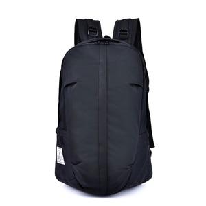 Image 4 - Street style Female Backpack Nylon School Backpack College student travel bagpack Teen School bag Women Laptop Backpack