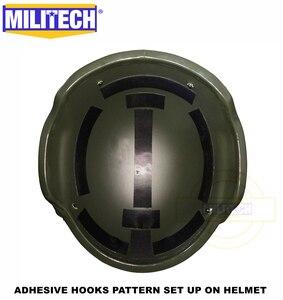 Image 3 - MILITECH Ngăn Xếp Xây Dựng Cao Cấp Va Đập Lót Đệm Hệ Thống Từ Thông/NHANH/MỊCH/OPS Core/ACH /MTEK/PASGT Đạn Đạo Mũ Bảo Hiểm