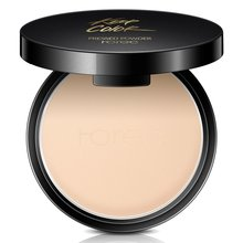Fashionable Natural Color Pressed Powder Highlight Make-up Cosmetic Tools Oil Control Facail Care Makeup Powder sace lady compact powder oil control matte makeup setting pressed powder pores invisible mate make up natural finish cosmetics