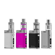 Istick pico 75w kit completo com 2ml melo 3 mini/4ml melo 3 tanque cigarro eletrônico vape kit zeus x malha rta