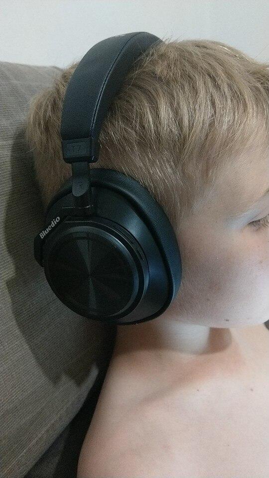 Bluetooth Headphones Bluedio T7 Active Noise Cancelling Wireless Headset Bluetooth earphone ANC for xiaomi phones music sports Bluetooth Earphones & Headphones    - AliExpress